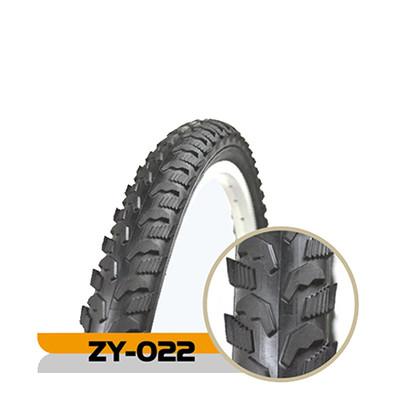 Покрышка велосипедная 24x1.95 ZY-022
