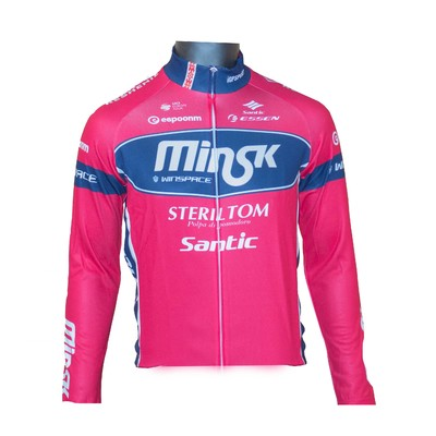 Джерси Santic Minsk Cycling Club 2018 размер М