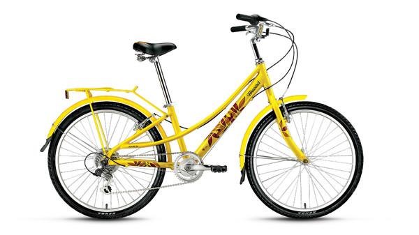 Велосипед подростковый Forward Azure 24
