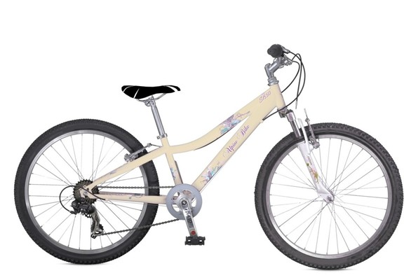 Велосипед Alpine Bike 550SL 24""