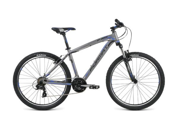 Велосипед горный FORMAT 1415 26 серый