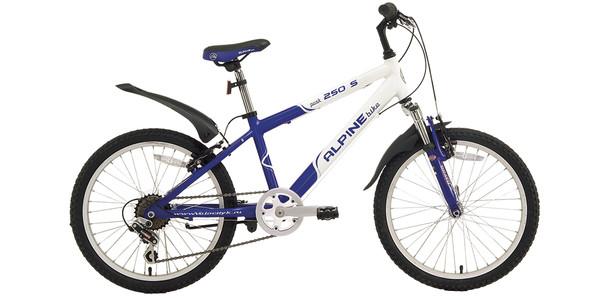 """Велосипед подростковый Alpine Bike 250S 20"""""""