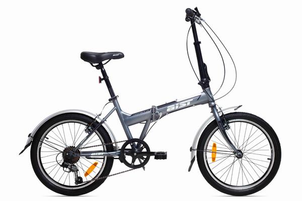 Велосипед городской Aist Compact 1.0