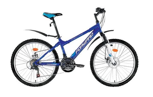 Велосипед подростковый Forward Titan 3.0 Disk