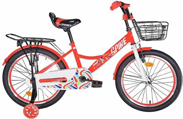 Велосипед Krakken Spike 16 красный