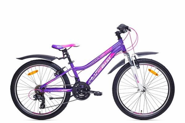 Велосипед подростковый Aist Rosy Junior 2.0