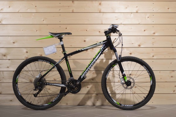 Велосипед горный Cannondale Trail SL 2