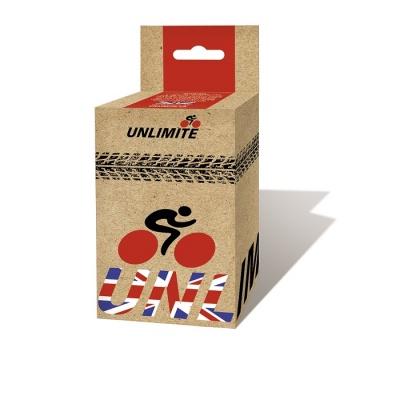 Камера велосипедная UNLIMITE 8*1.75/1.95 A/V