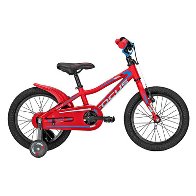 Велосипед детский FOCUS 16 RAVEN ROOKIE 2.0